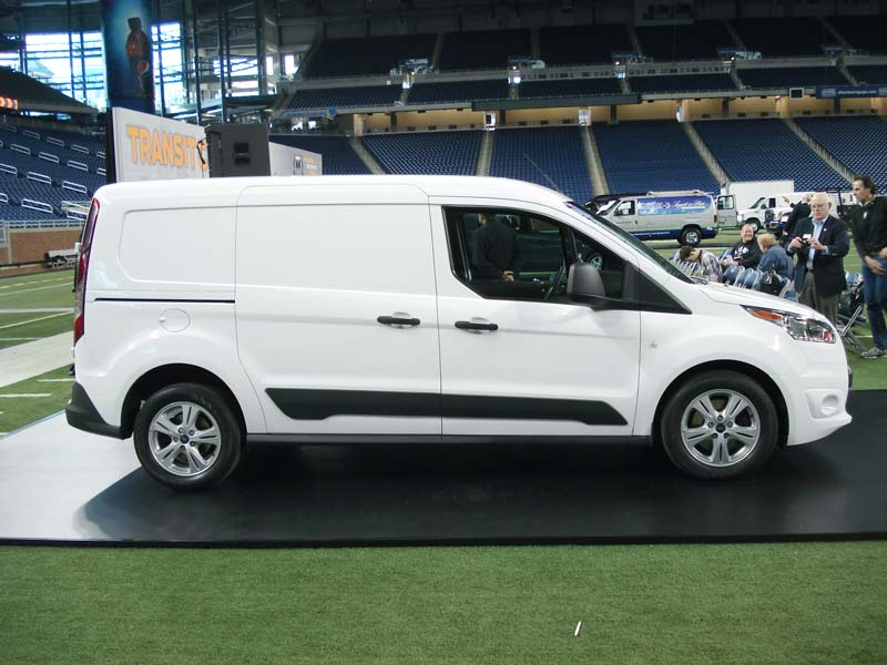2014 Ford Transit Connect Van