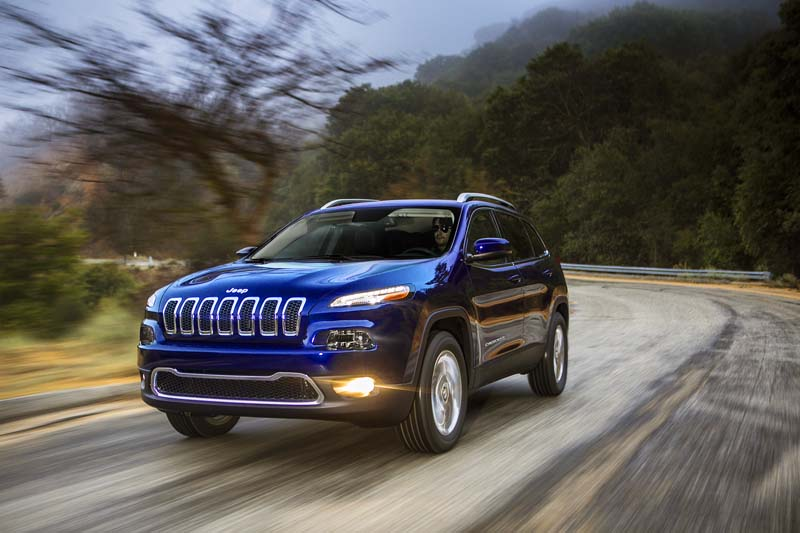 2014 Jeep Cherokee Preview*