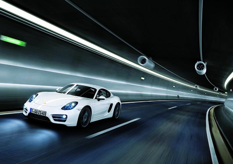 2014 Porsche Cayman*