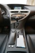 2014 Lexus RX 450h centre stack