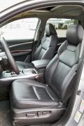 2014 Acura MDX Elite front seats