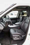 2014 Land Rover Range Rover Sport V6 front seats