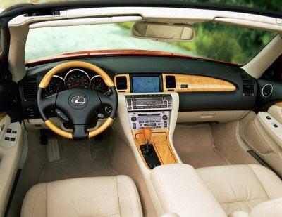 2010 Lexus SC430 Convertible