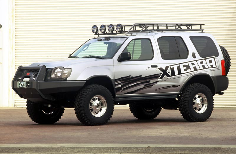 Custom Graphics For Xterra Page 2 Second Generation