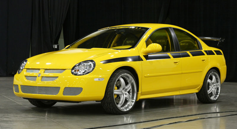 Wings West Dodge Neon R/T Compact Performance