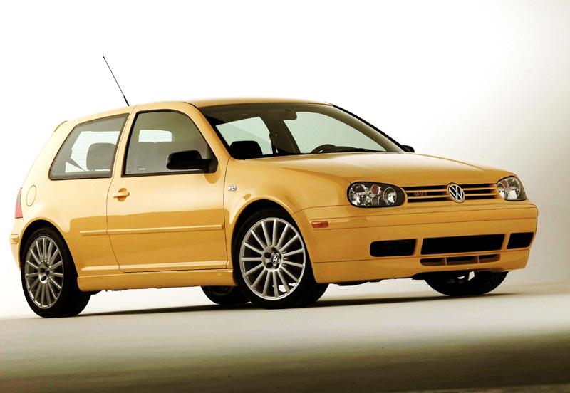 Fs 2003 20th Anniversary Yellow Gti 19500