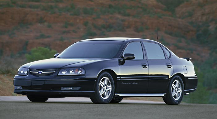 Impala Ss And Monte Carlo Ss To Be Supercharged For 2004