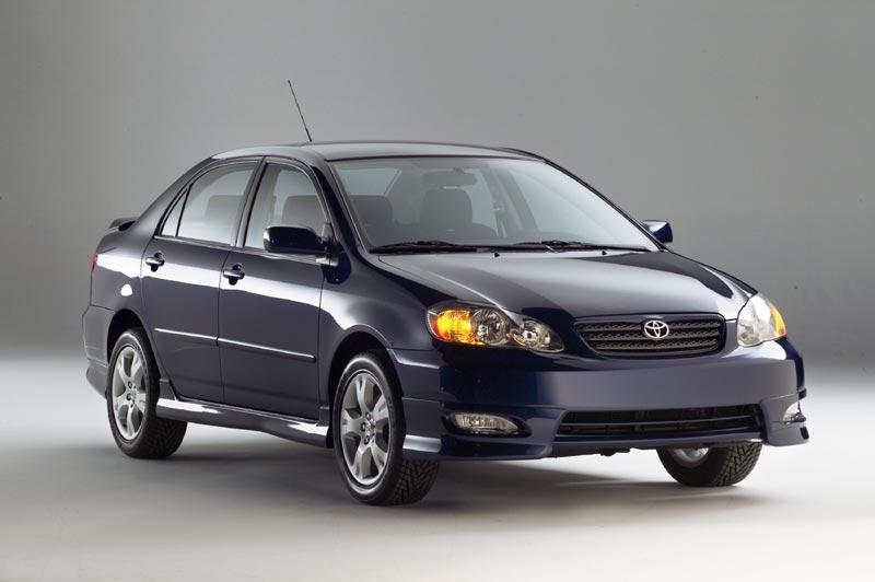 2005 Toyota Corolla XRS - GrandAmGT com Forum
