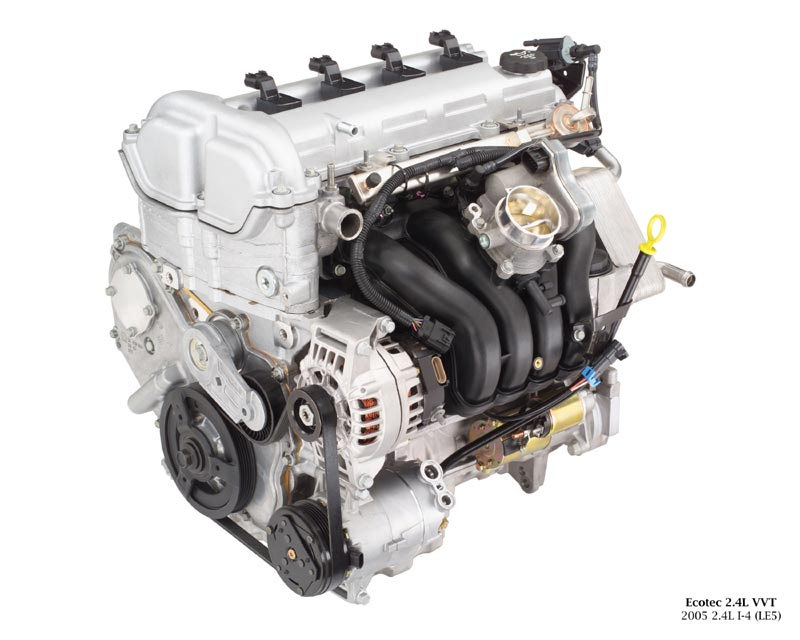 The 2 4l Engine