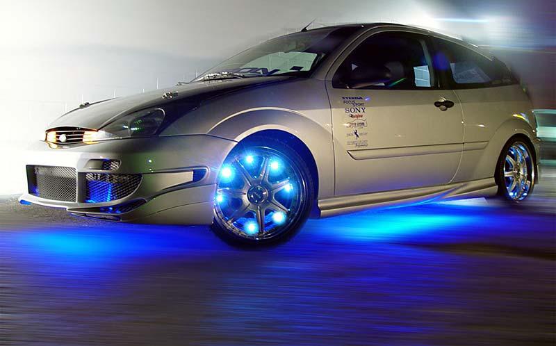 Company Offers Glowing Wheels Clublexus Lexus Forum