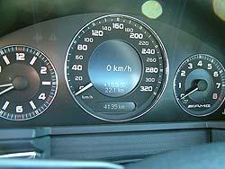 Mercedes-Benz E63 Luxury Car