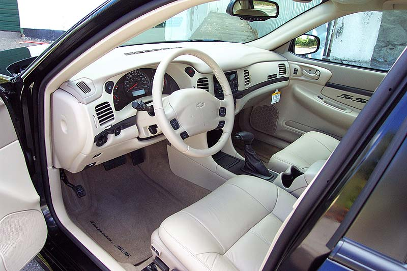 canadiandriver test drive 2004 chevrolet impala ss. Black Bedroom Furniture Sets. Home Design Ideas