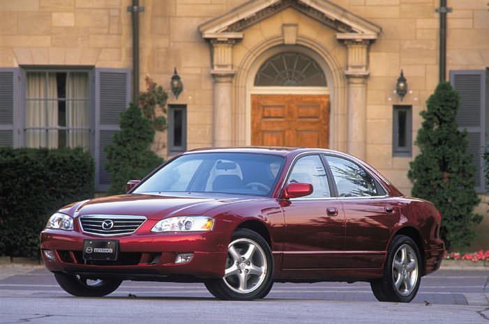 Sedan Mazda Millenia