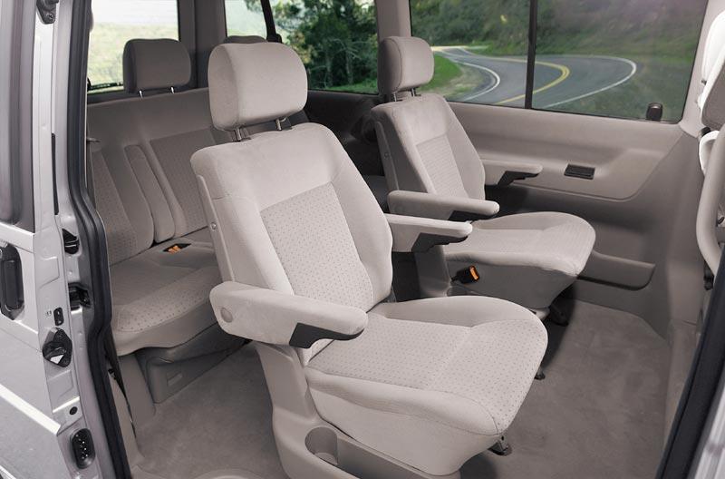 2002 Volkswagen Eurovan Transporter T4 TDi 2002 volkswagen eurovan