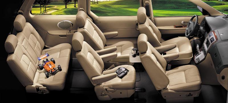 Kia Car Pictures Kia Sedona Interior Technology And Features