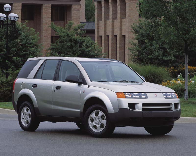 CanadianDriver » Saturn » Test Drive: 2002 Saturn VUE V6 AWD