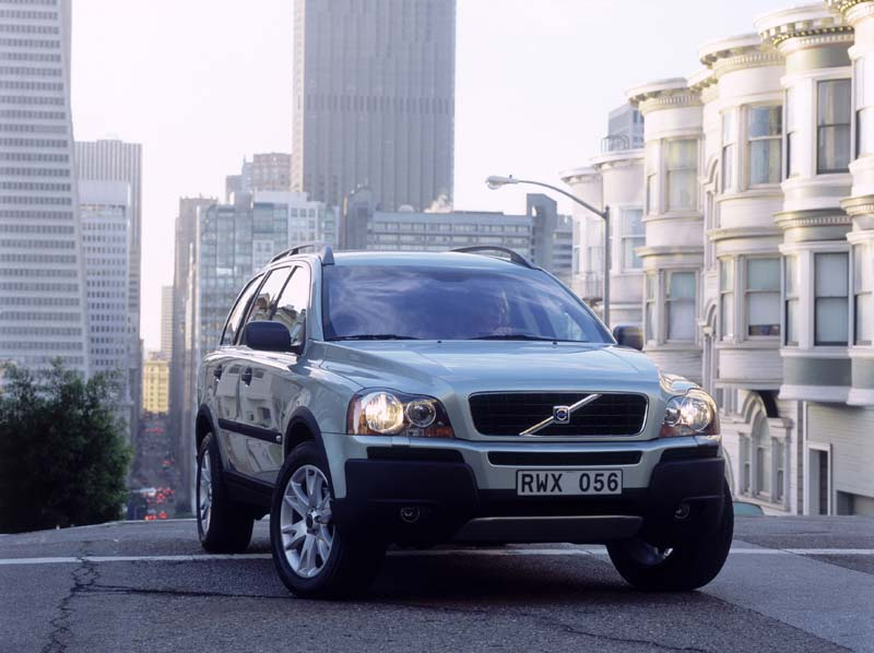 VWVortex.com - Volvo XC90 - What do you think?